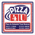 Pizza 4U Logo